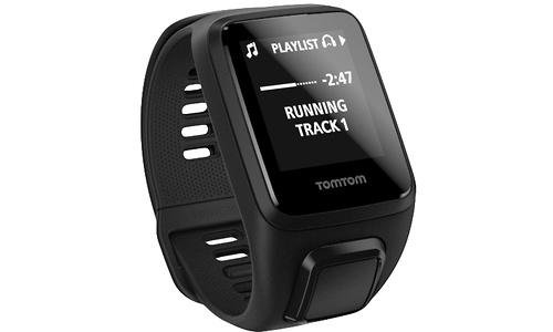 TomTom Spark 3 Music + Headphones Black S