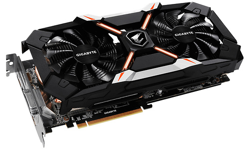 Gigabyte Aorus GeForce GTX 1060 Xtreme 6GB (9Gbps)