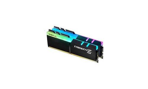 G.Skill Trident Z RGB LED 32GB DDR4-3000 CL14 kit