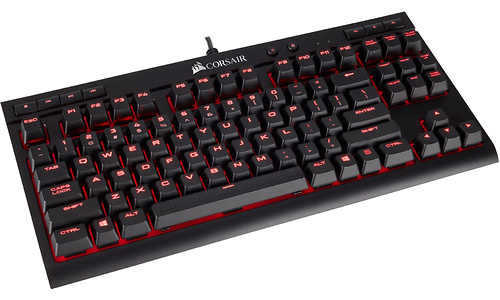 Corsair K63 Compact Mechanical Gaming Keyboard (BE)