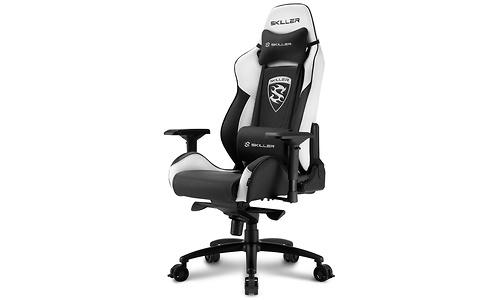 Sharkoon Skiller SGS3 Gaming Seat White