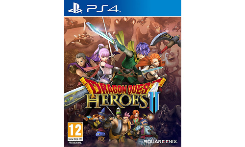 Dragon Quest Heroes II (PlayStation 4)