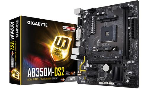 Gigabyte AB350M-DS2