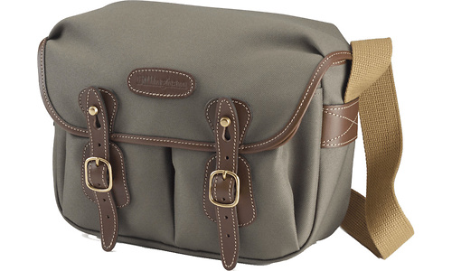 Billingham Hadley Small Sage Fibrenyte/Chocolate