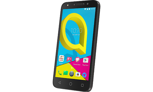 Alcatel U5 8GB Black/Grey (dual sim)