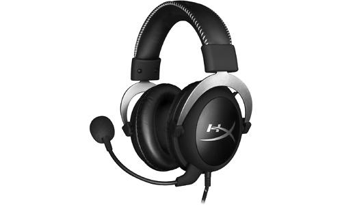Kingston HyperX Cloud Pro Silver