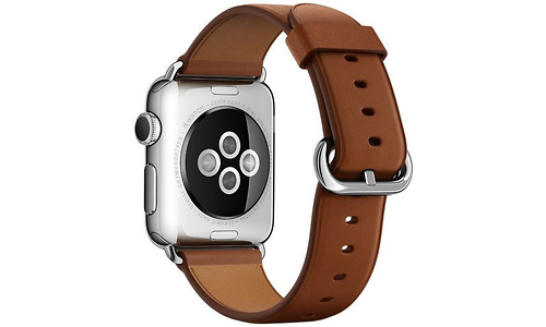 Apple Watch 38mm Classic Buckle Brown
