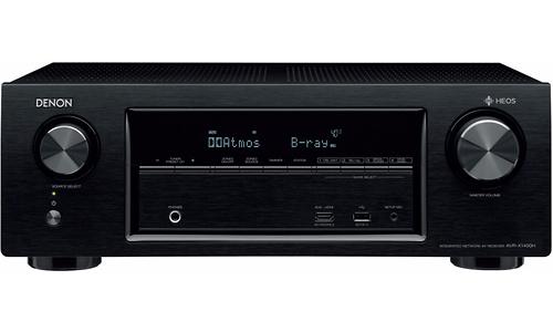 Denon AVR-X1400H Black
