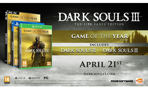 Dark Souls III, Game of the Year Edition (PC)