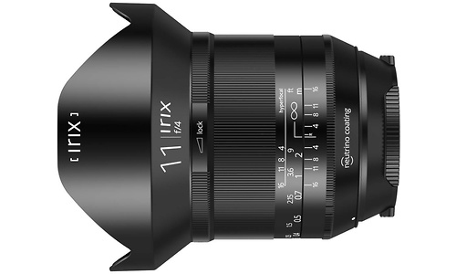 Irix 11mm f/4.0 Blackstone (Canon)