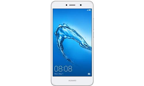 Huawei Y7 Silver