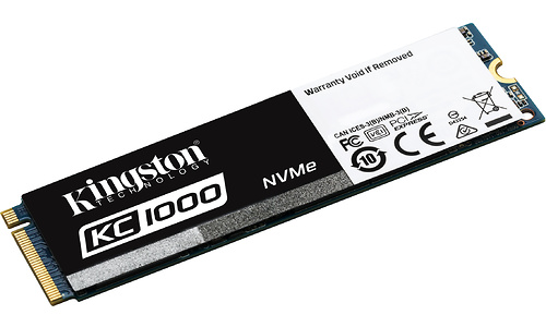 Kingston KC1000 480GB (M.2)