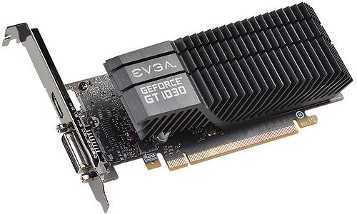 EVGA GeForce GT 1030 Passive 2GB