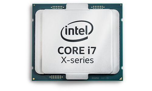 Intel Core i7 7800X Tray