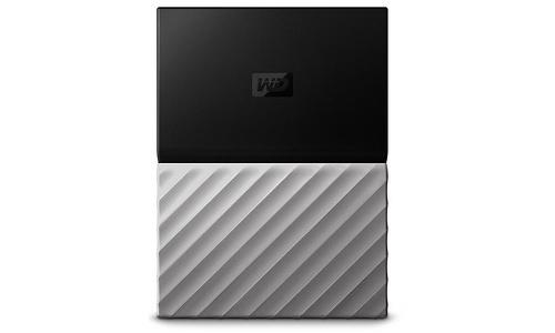 Western Digital My Passport Ultra 4TB Black/Grey