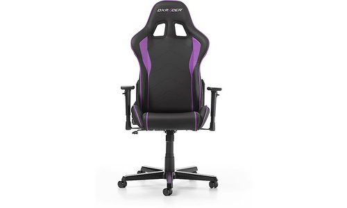 DXRacer Formula Gaming Chair Black/Purple (GC-F08-NV-H1)