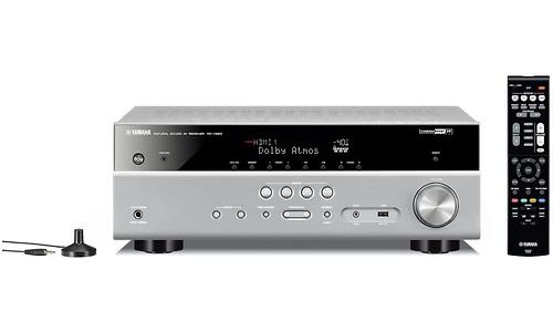 Yamaha RX-V583 MusicCast Titanium