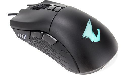 Gigabyte Aorus M3 RGB Black