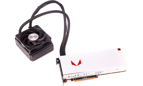 AMD Radeon RX Vega 64 Liquid Cooled
