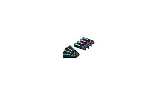G.Skill Trident Z RGB 128GB DDR4-3600 CL17 octo kit