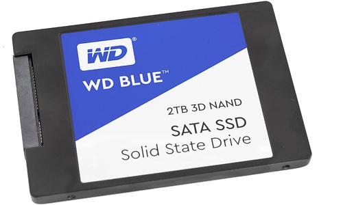Western Digital Blue 3D 2TB