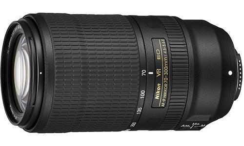 Nikon AF-P 70-300mm f/4.5-5.6E ED VR