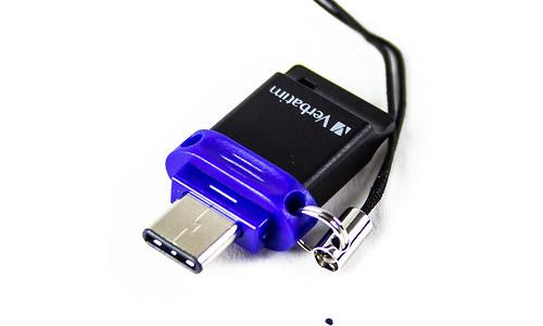 Verbatim Store 'n' Go Dual 64GB Black