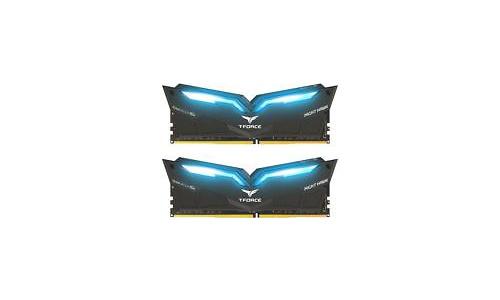 Team T-Force Nighthawk Blue DDR4-3200 CL16 kit