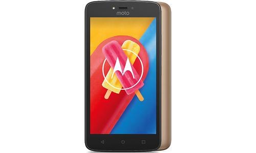 Motorola Moto C 16GB Gold