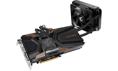 Gigabyte Aorus GeForce GTX 1080 Ti WaterForce Extreme 11GB