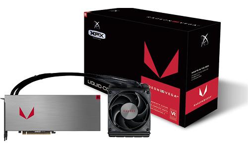 XFX Radeon RX Vega 64 Liquid Cooled 8GB