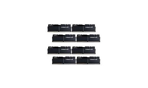 G.Skill Trident Z Black 128GB DDR4-3600 CL17 octo kit