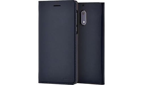 Nokia Slim Flip Case for Nokia 6 Blue