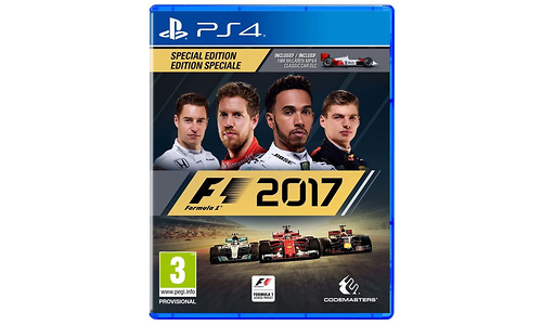 F1 2017 Special Edition (PlayStation 4)