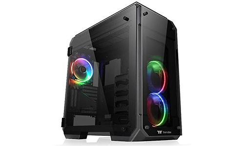 Thermaltake View 71 TG RGB Edition Window Black