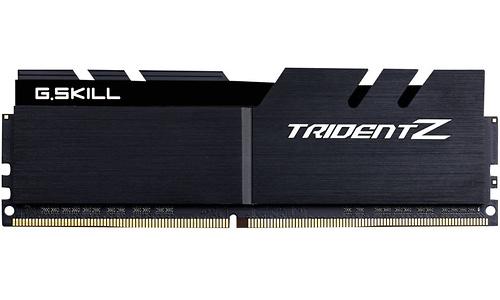 G.Skill Trident Z Black 32GB DDR4-3600 CL16 quad kit