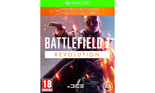 Battlefield 1, Revolution Edition (Xbox One)