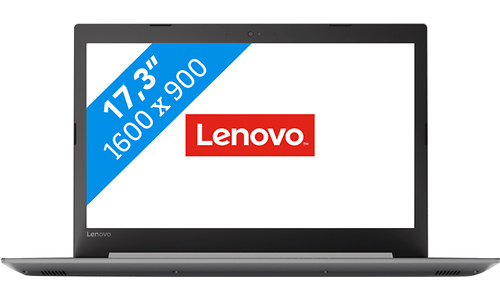Lenovo IdeaPad 320-17IKB (80XM009JMH)