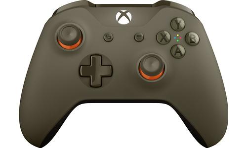 Microsoft Xbox Wireless Controller Grey/Green