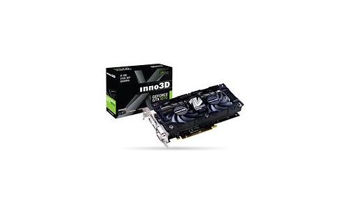 Inno3D GeForce GTX 1070 X2 8GB