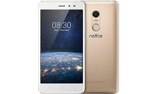 Neffos X1 Lite Gold