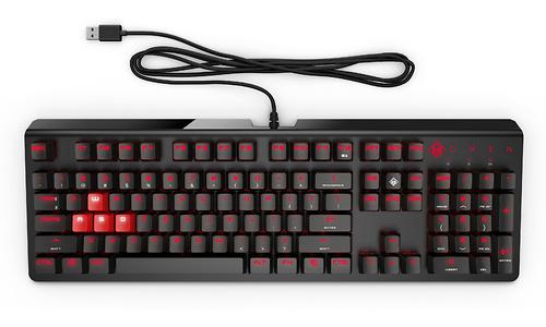 HP Omen 1100 Black/Red