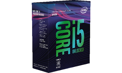 Intel Core i5 8600K Boxed