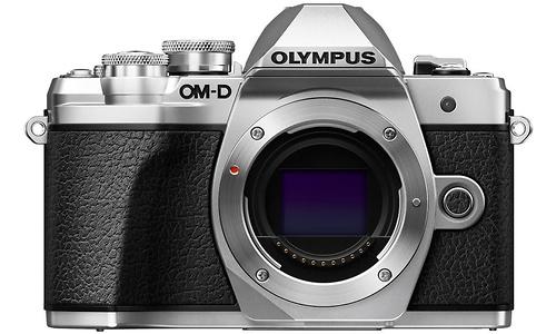Olympus E-M10 Mark III Body Silver