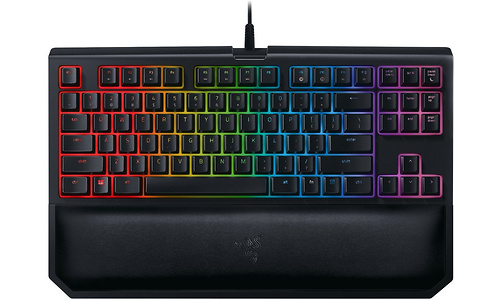 Razer BlackWidow Tournament Ed. Chroma V2 Yellow Switch (FR)