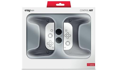 BigBen Grip-Set Black (Nintendo Switch)