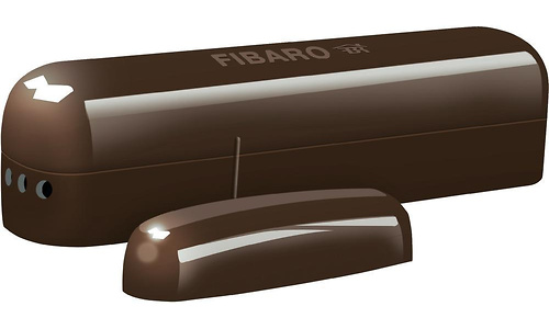 Fibaro Door/Window Sensor Dark Brown