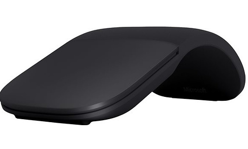 Microsoft Surface Arc BlueTrack Ambidextrous Black