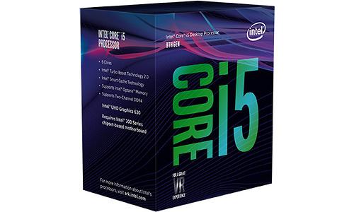 Intel Core i5 8400 Boxed