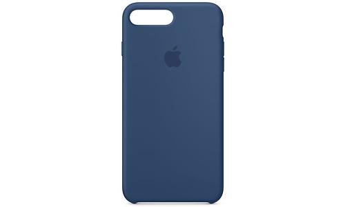 Apple iPhone 8 Plus / 7 Plus Silicone Case Blue Cobalt